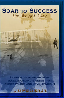 Soar to Success the Wright Way book